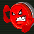 Jugar Angry Red Button Juegos Online