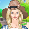 Jugar Coachella White Collection Dress Up Juegos Online