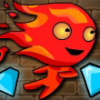Jugar Fireboy and Watergirl 4 The Crystal Temple Juegos Online