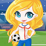Girls Go Soccer Girl