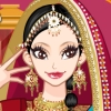 Indian Dancer Makeover