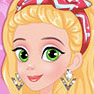 Jugar Rapunzel Matching Nails And Dress Girl Juegos Online
