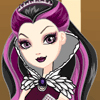 Jugar Raven Queen Ever After High Dress Up Juegos Online