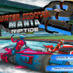 Water Scooter Mania 2: Riptide